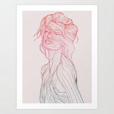 Someplace Beautiful Art Print