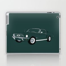 1968 Ford Mustang GT Laptop & iPad Skin