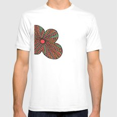 Dreamers2 Mens Fitted Tee SMALL White
