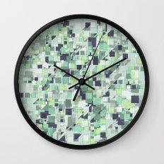 Cubic  Wall Clock
