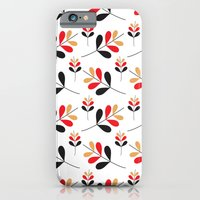 iPhone & iPod Case featuring Fall Bloom by Morgana Lamson