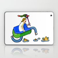 MORO Brother AA Laptop & iPad Skin