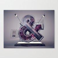 Ampersand_139 Canvas Print