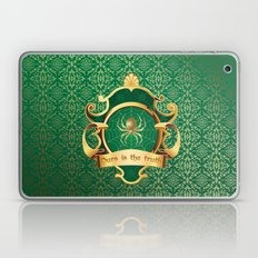 Medieval Fantasy | Ours is the truth Laptop & iPad Skin