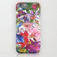 Hummingbirds iPhone 6 Slim Case