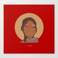 St. Tamir Canvas Print