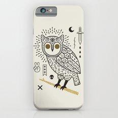 Hypno Owl iPhone 6 Slim Case