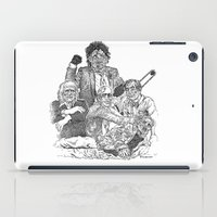 Texas Chainsaw Massacre 2 iPad Case