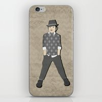 Boys Formal Wear Gray Ar… iPhone & iPod Skin
