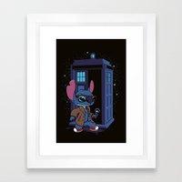 The 626th Doctor Framed Art Print