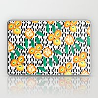 Citrus And Leaves II Laptop & iPad Skin