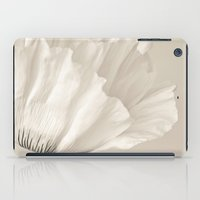 cream iPad Case