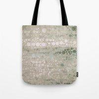 Sea Glass -- Abstract  Tote Bag