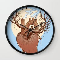 Always in my heart Wall Clock