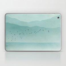 Misty Mountains Laptop & iPad Skin