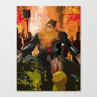 Jonothon Starsmore [Cham… Canvas Print