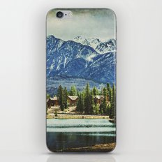 Hide Away iPhone & iPod Skin