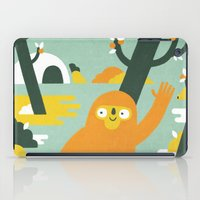Mango Hunter iPad Case