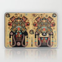 Mayas Spirit - Boom 2012 Laptop & iPad Skin
