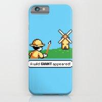 Mon Quixote iPhone 6 Slim Case