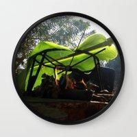 Bijao Para La Vida / Bij… Wall Clock