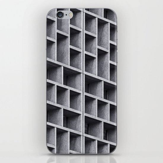 Grid iPhone & iPod Skin