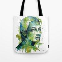 Paulina by carographic Tote Bag