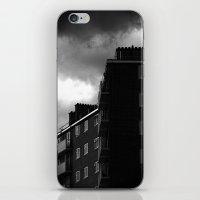 Tottenham Flats iPhone & iPod Skin