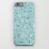 Pastel Diamond iPhone 6 Slim Case
