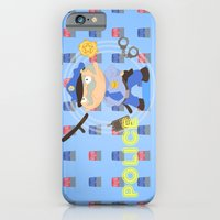 Police iPhone 6 Slim Case