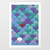 Abstract 15 Art Print