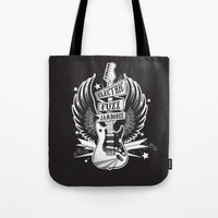 Electric Fuzz Jamboree Tote Bag