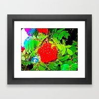 Divine Nature. Framed Art Print