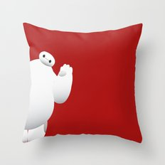 Baymax Throw Pillow