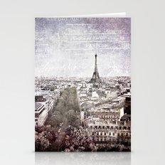 La Tour Eiffel {liberté Stationery Cards