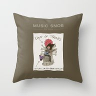 SUPER Dave Of Thrones! �… Throw Pillow