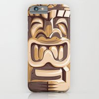 Happy Tiki iPhone 6 Slim Case