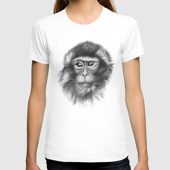 Snow Monkey G2013-069 T-shirt