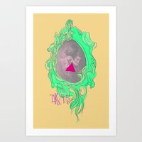 humansornaments Art Print