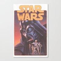 Star Wars Canvas Print