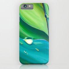 Hosta Leaves iPhone 6 Slim Case