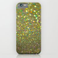 iPhone & iPod Case featuring Partytime Gold by Intrinsic Journeys