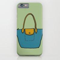 Satchel, 1 iPhone 6 Slim Case