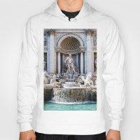 Trevi Fountain Hoody
