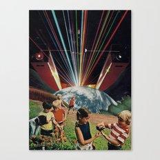 EXPLORERS_ Canvas Print