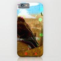 New York Pigeons iPhone 6 Slim Case