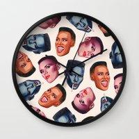 GJ Wall Clock