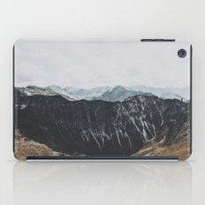interstellar - landscape photography iPad Case