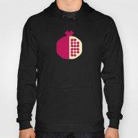 Fruit: Pomegranate Hoody