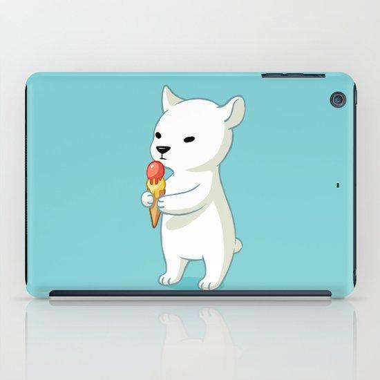 Polar Ice Cream iPad Case